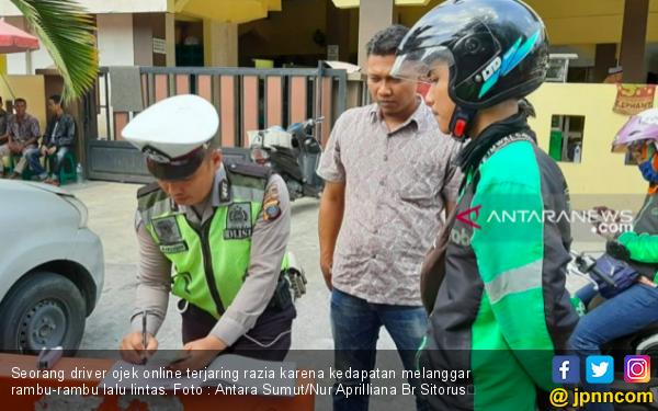 Operasi Zebra Akan Digelar Pekan Depan, Siap-Siap! - JPNN.com