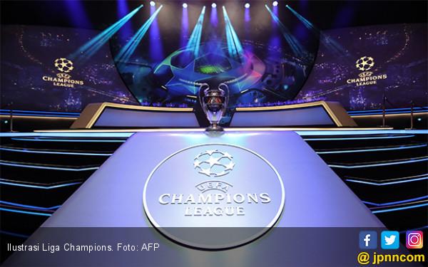 Hasil Undian Liga Champions: Real Madrid dengan PSG, Barcelona sama Inter Milan - JPNN.com