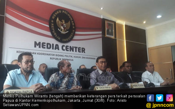 Untuk Pelaku Rasial dan Perusuh di Papua, Wiranto: Tidak Ada yang Lolos dari Jerat Hukum - JPNN.com