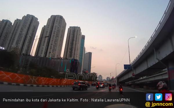 Simak nih, Paparan Tim Pelaksanaan Pemindahan Ibu Kota Negara - JPNN.com