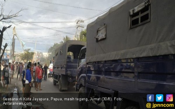 Polemik Papua, Simak Saran Fahri Hamzah untuk Pak Jokowi - JPNN.com