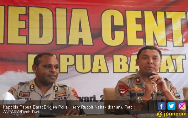 Warga Manokwari Akan Demo Lagi, Kapolda Papua Barat : Polri - TNI tak Sedang Hadapi Musuh - JPNN.com