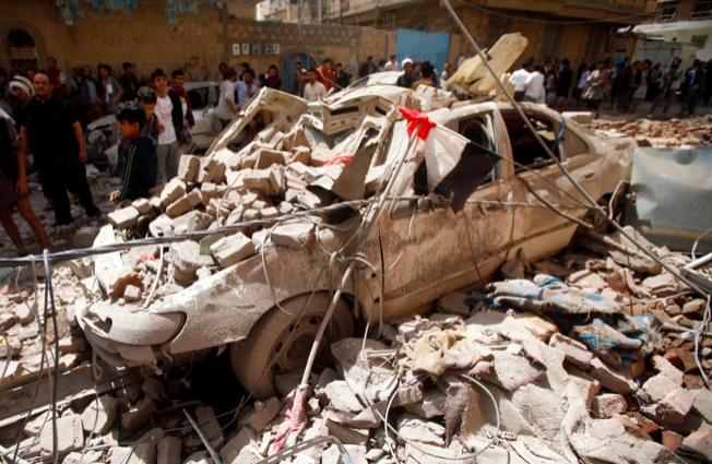 Biadab, Serangan Udara Saudi Bunuh 7 Bocah Yaman - JPNN.com