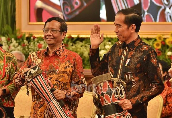 Mahfud MD Bicara Pemindahan Ibu Kota dari Sisi Hukum Tata Negara - JPNN.com