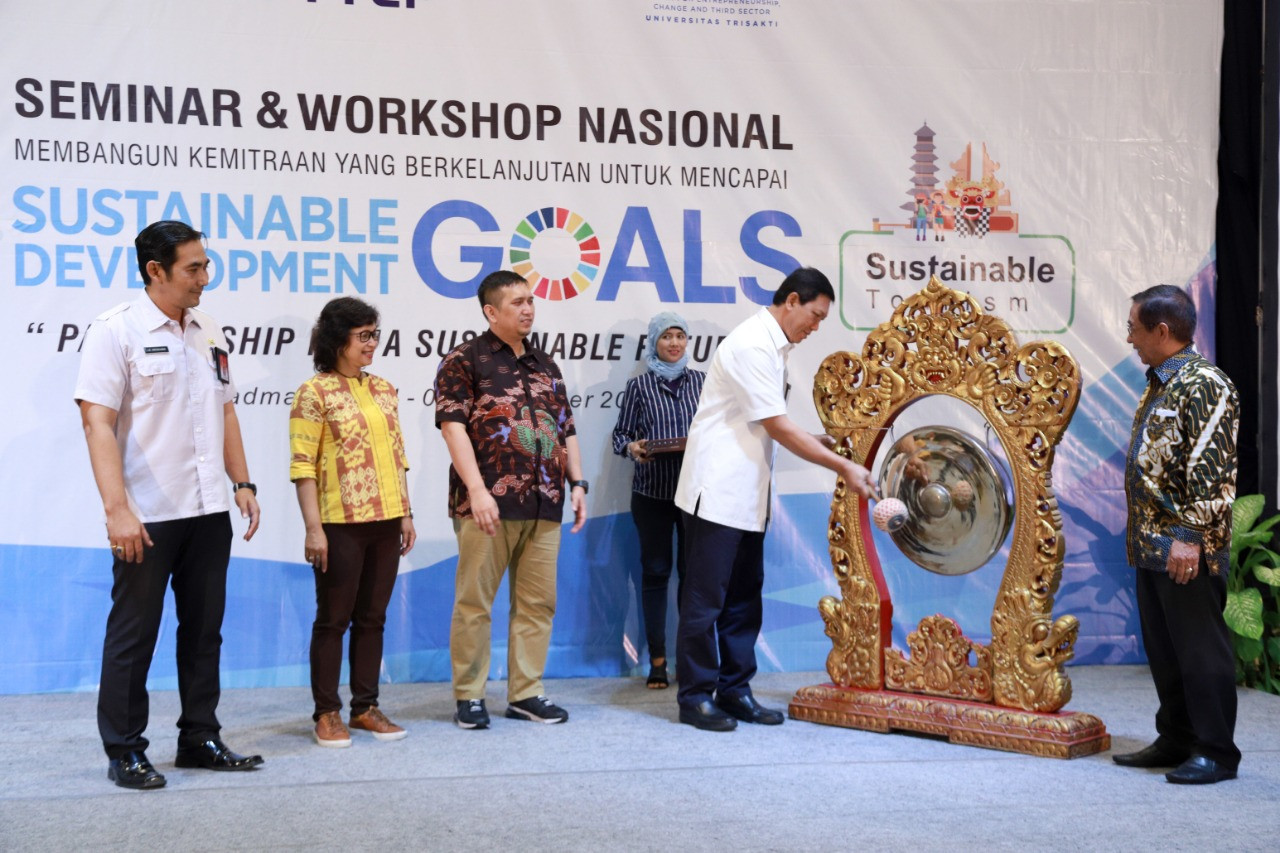Roadshow Seminar Kedelapan, PTTEP Bahas Sustainable Resources dan Tourism di Bali - JPNN.com