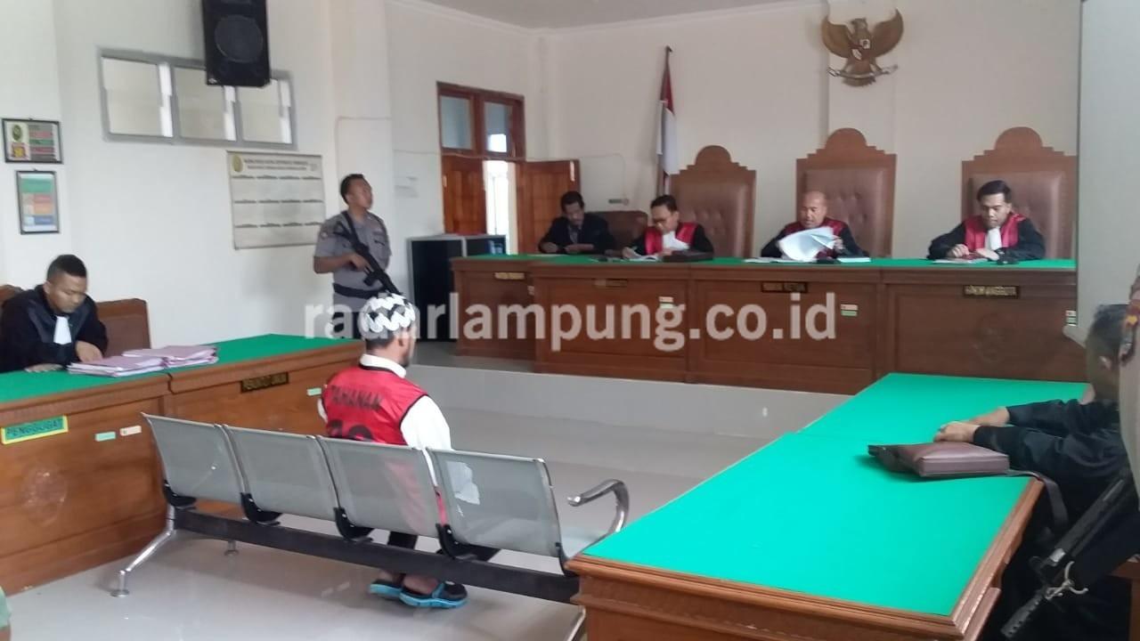 Rahmatullah Akhirnya Divonis Hukuman Mati - JPNN.com