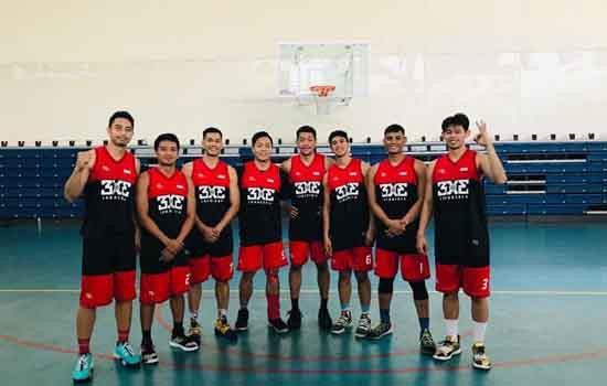Ayoomall Dukung Total Timnas Basket 3x3 Putra - JPNN.com