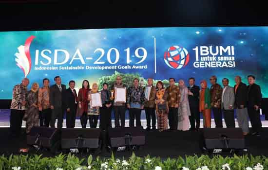 PT PLN Borong 9 Penghargaan ISDA 2019 - JPNN.com