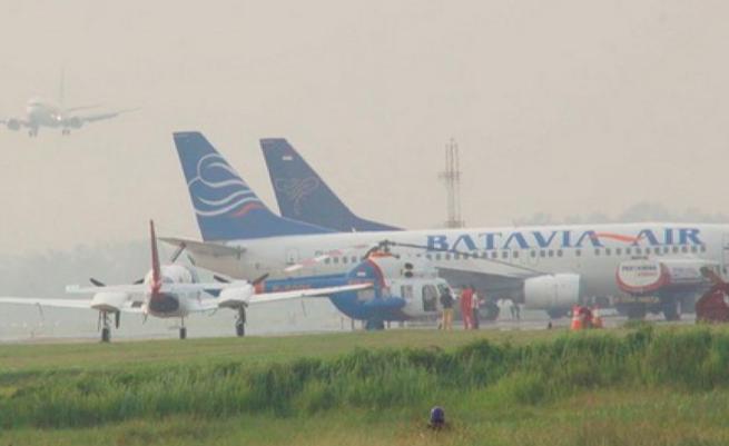 Kabut Asap di Kalimantan dan Sumatera, Ditjen Hubud: Kami Akan Terus Pantau - JPNN.com