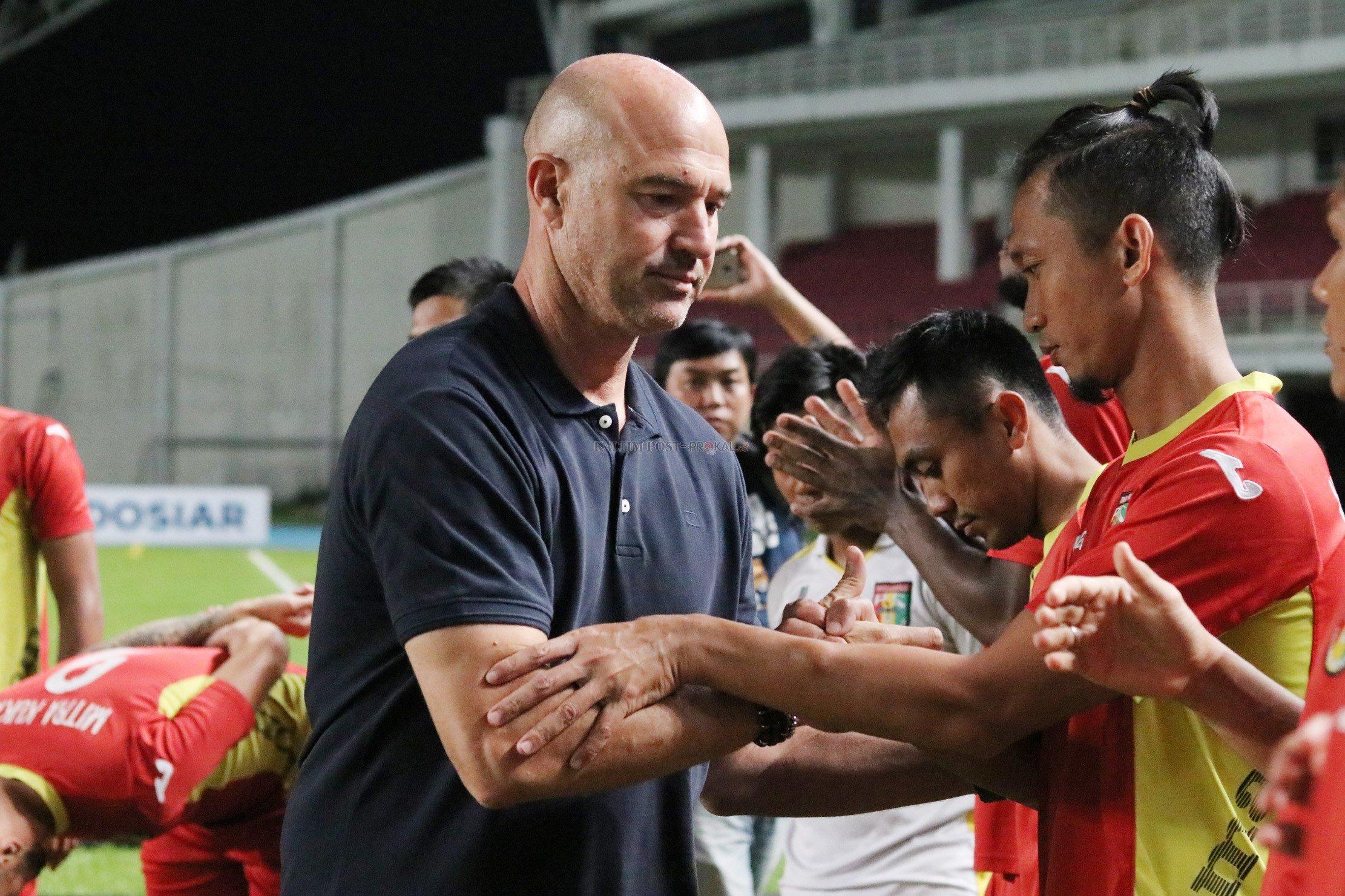 Mitra Kukar Gagal Lolos ke Semifinal Liga 2, Pelatih Rafael Berges Bilang Begini