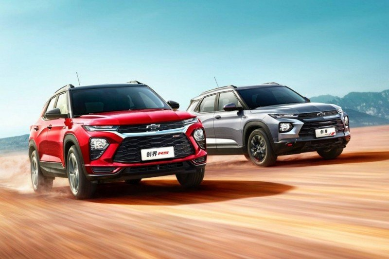Generasi Terbaru Chevrolet Trailblazer Dibanderol Mulai Rp 276 Jutaan, Ada 2 Varian - JPNN.com