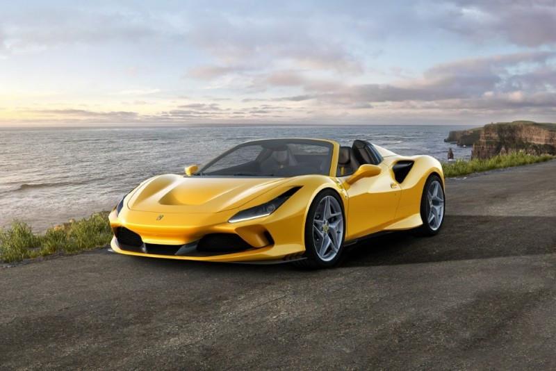 Ferrari F8 Spider Diklaim Lebih Nendang dari F8 Tributo - JPNN.com