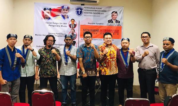PP GMKI Desak DPR Pilih Capim KPK yang Berintegritas dan Profesional - JPNN.com