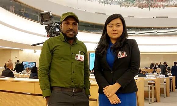 Veronica Koman jadi Tersangka, Aktivis HAM Merasa Terancam - JPNN.com