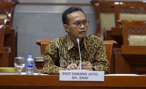 Alasan Capim KPK Sigit Danang Joyo Setuju Ada Dewan Pengawas - JPNN.com