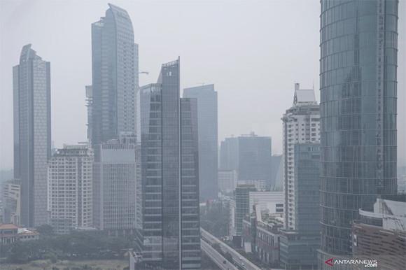 Pagi Ini, Polusi Udara di Jakarta jadi Nomor 1 di Dunia - JPNN.com