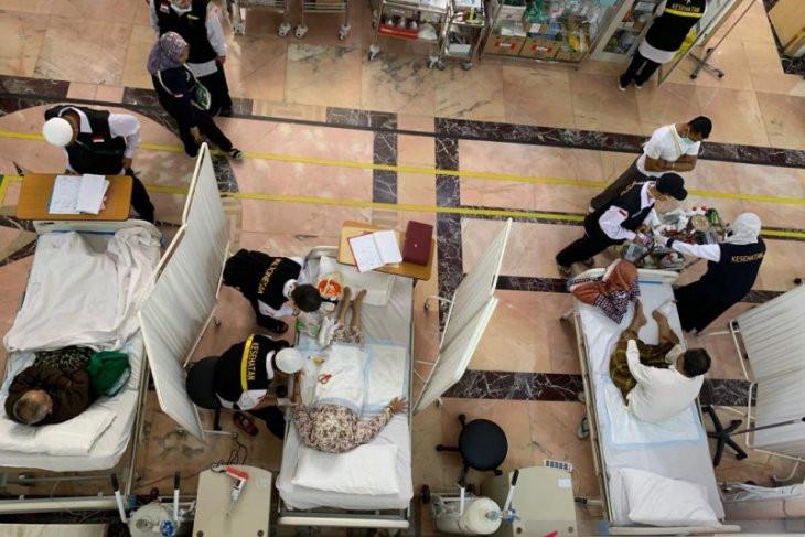 127 Jemaah Haji Indonesia Masih Dirawat di Arab Saudi karena Sakit - JPNN.com