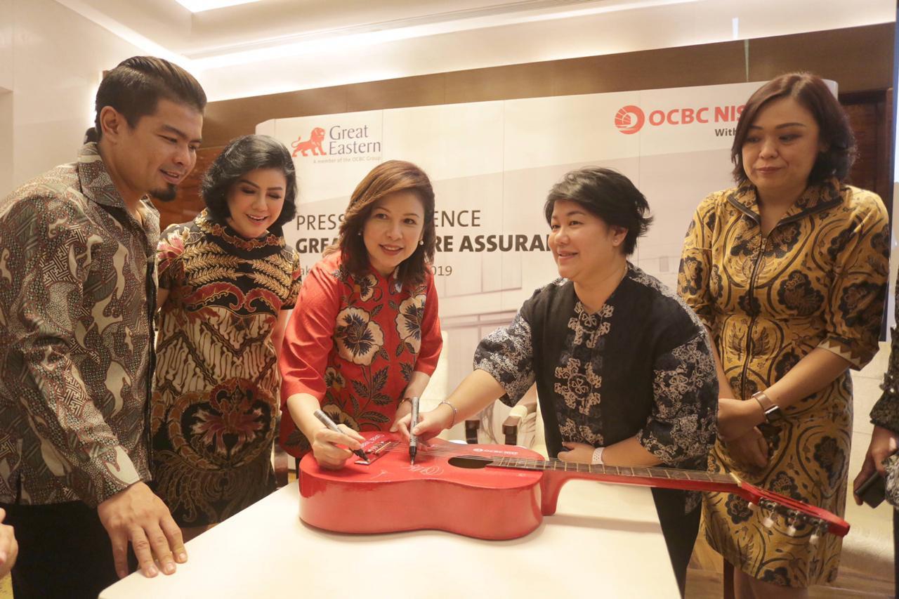 Gandeng Great Eastern Life, OCBC NISP Luncurkan Great Treasure Assurance - JPNN.com