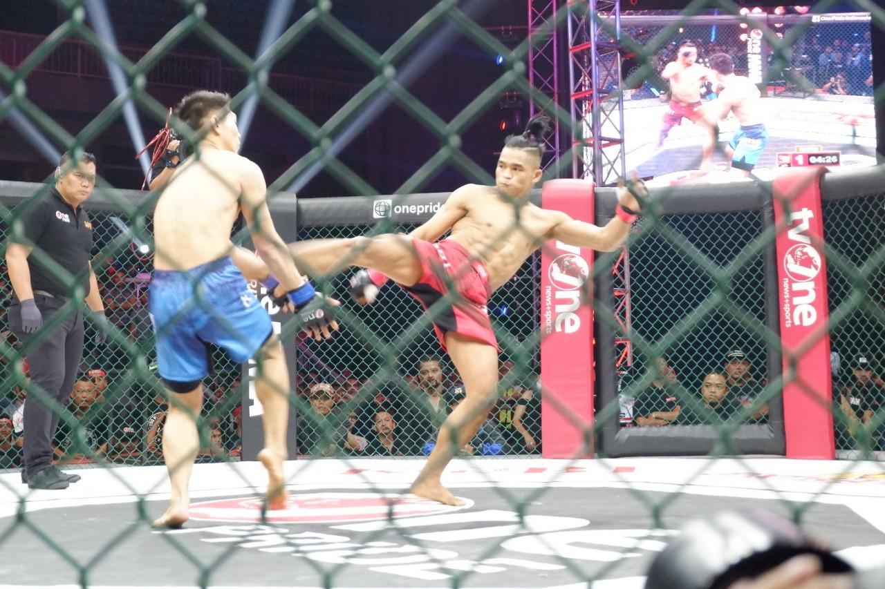 One Pride MMA: Jeka Saragih Ditantang Petarung Filipina - JPNN.com