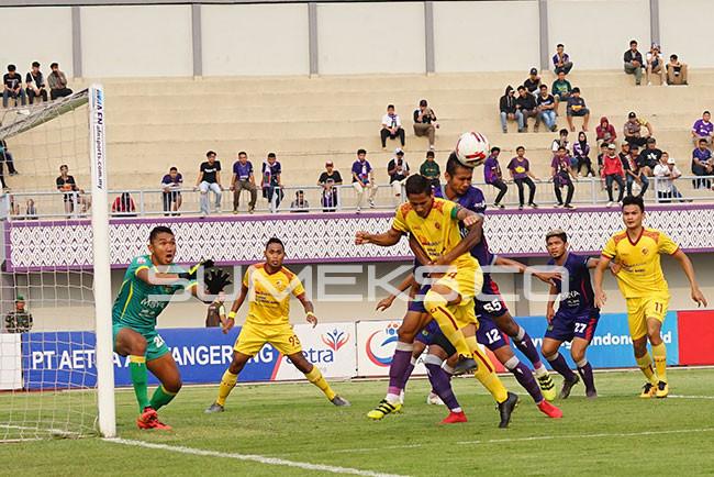 Sriwijaya FC Catatkan Rekor Pertahanan Terbaik Liga 2 2019