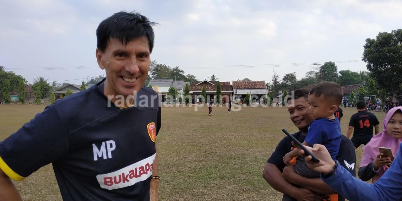 Milan Petovic Tunggu Kepastian Nasib di Perseru Badak Lampung FC - JPNN.com