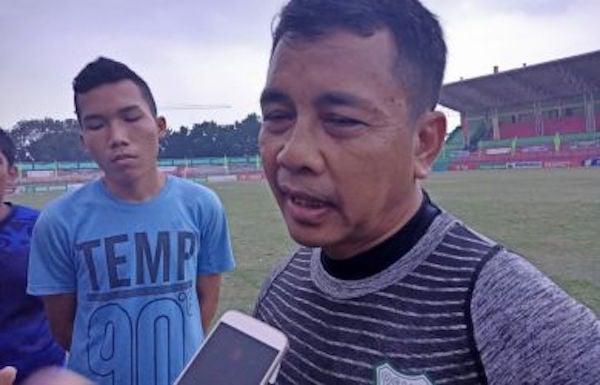 Takluk 0-1 dari Persita Tangerang, Pelatih PSMS Medan Bilang Begini