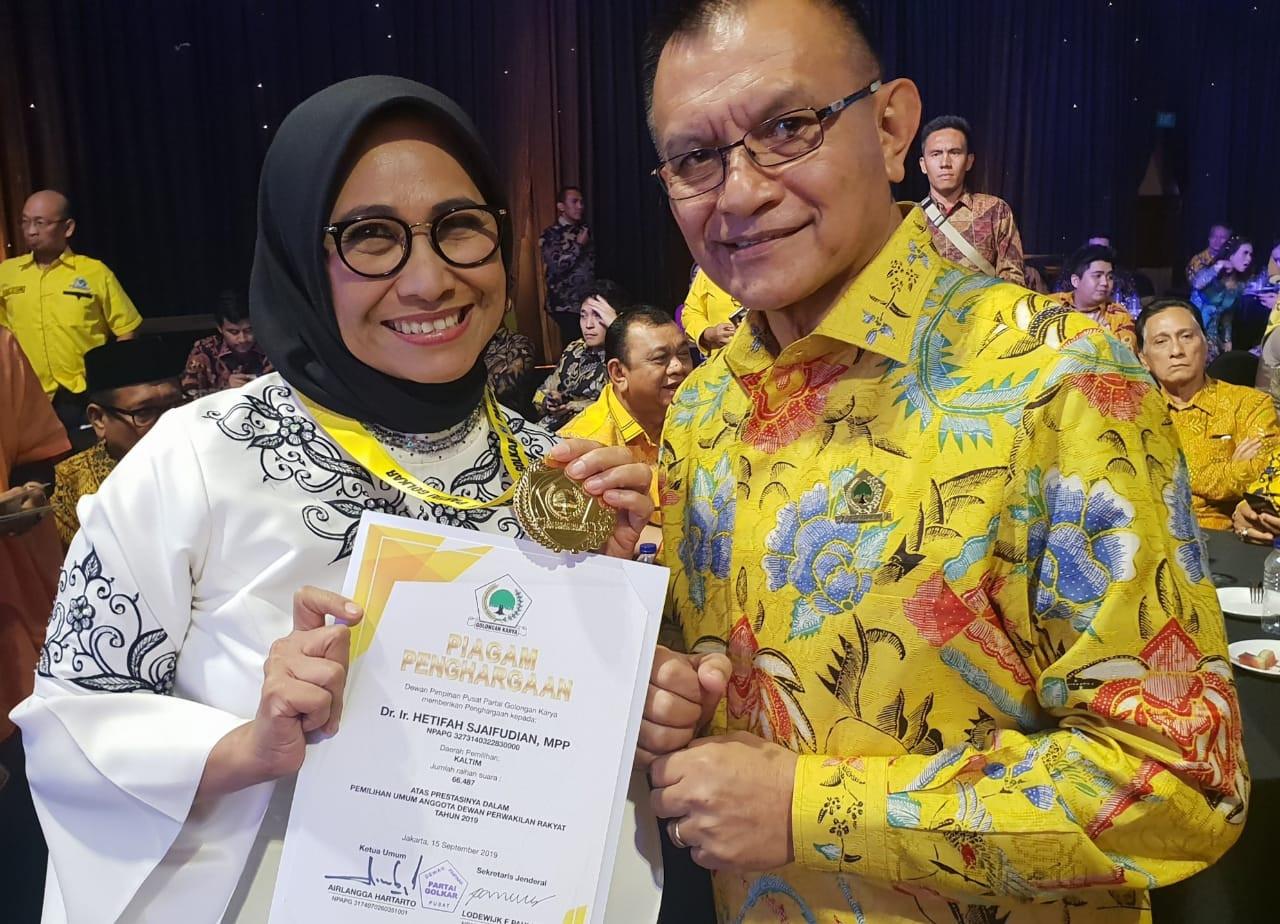 KPPG Bangga Caleg Perempuan Golkar Diapresiasi - JPNN.com