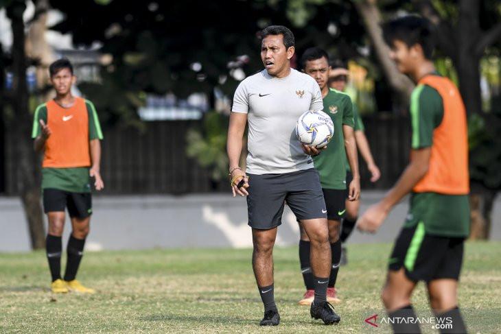 Harapan Bima Sakti untuk Dua Pemain Penting Timnas U-16 Jelang Lawan Tiongkok