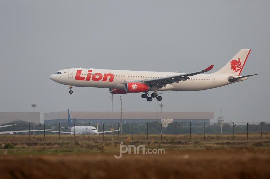 Lion Air Hentikan Sementara Operasional Penerbanga