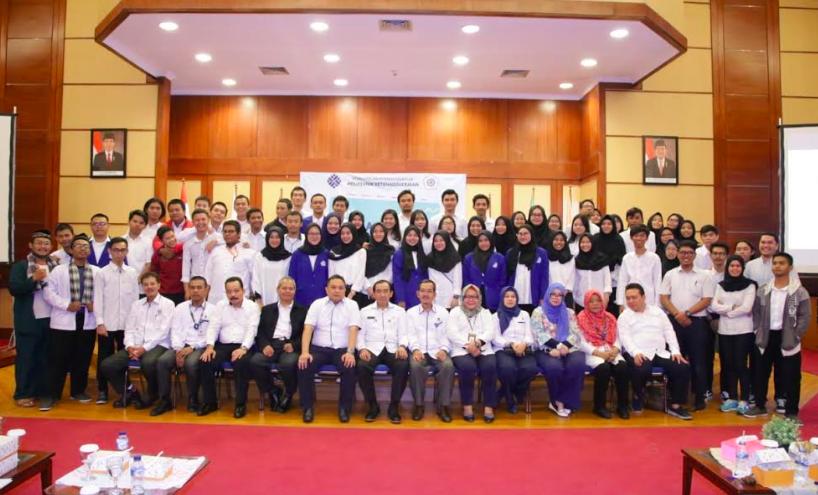 Kemnaker Ajak Mahasiswa Polteknaker Tingkatkan Kesadaran K3 - JPNN.com