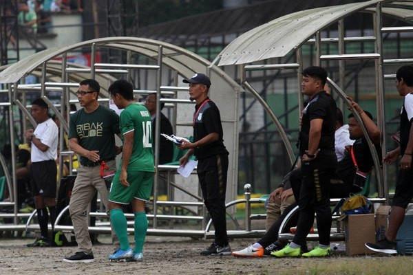 Imbang Lawan Tim Papan Bawah, Pelatih PSMS Bilang Begini
