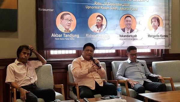 Ridwan Hisjam: Saatnya Reformasi Golkar Jilid II - JPNN.com