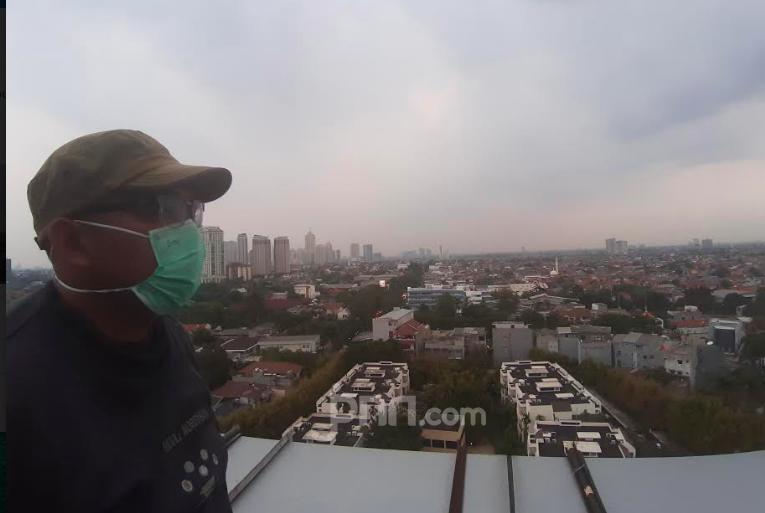 Senin Pagi Jakarta Kota Terpolusi Keempat Dunia - JPNN.com