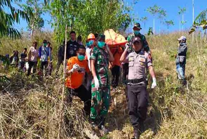 Nenek Menghilang 10 Hari, Ditemukan di Jurang - JPNN.com