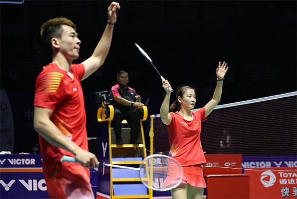 Zheng Si Wei/Huang Ya Qiong Butuh 31 Menit Kembali ke Final China Open - JPNN.com