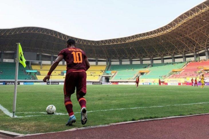 Borneo FC Curi Satu Poin di Kandang Bhayangkara FC