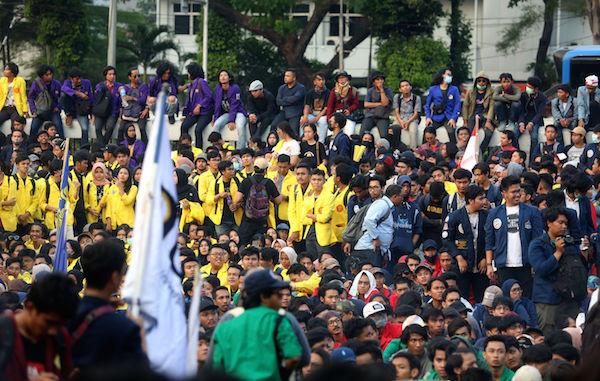 Jakarta Hari Ini: Akan Ada Aksi Demo Mahasiswa yang Lebih Besar - JPNN.com
