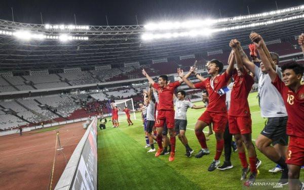 Penilaian Pelatih Timnas U-16 Tiongkok tentang Suporter Indonesia