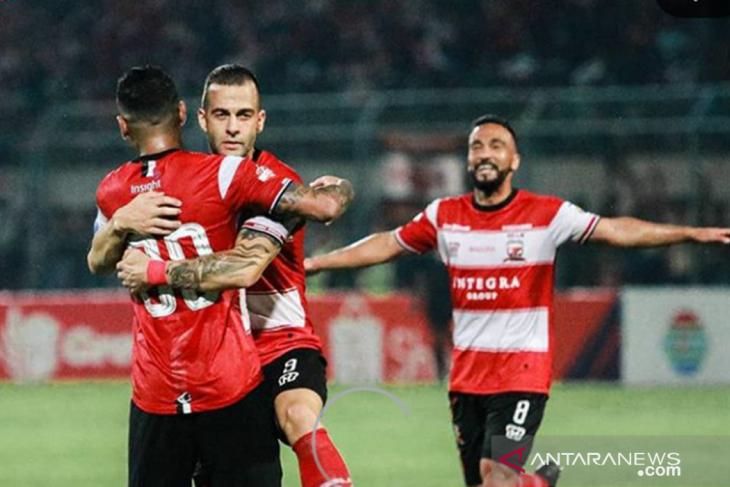 Terbongkar! Rahasia Madura United Tampil Kian Menakutkan
