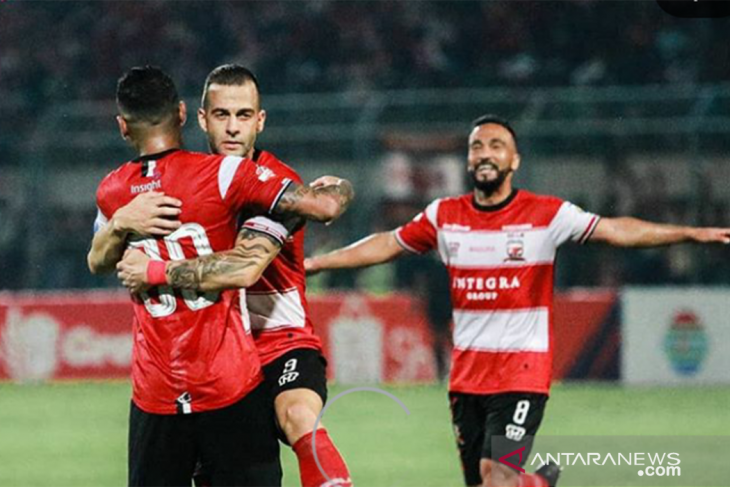 Madura United Punya Bekal Berharga Jamu Persib Bandung