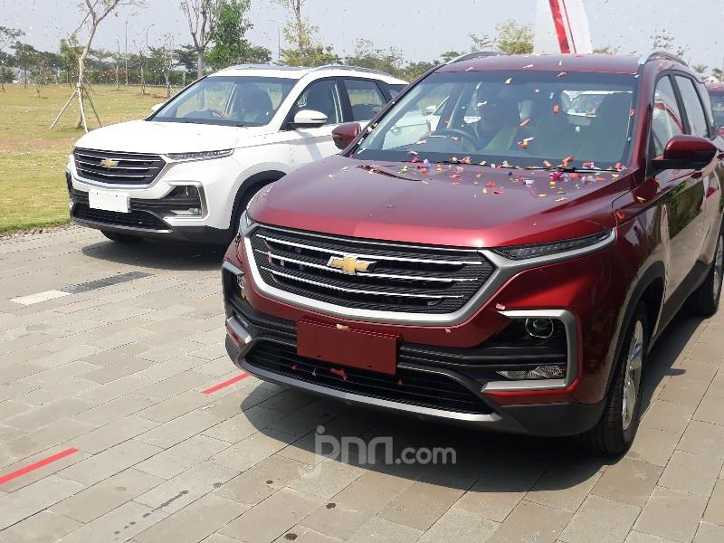 Wuling Resmi Mengapalkan Almaz Berlabel Chevrolet Captiva ke Mancanegara - JPNN.com