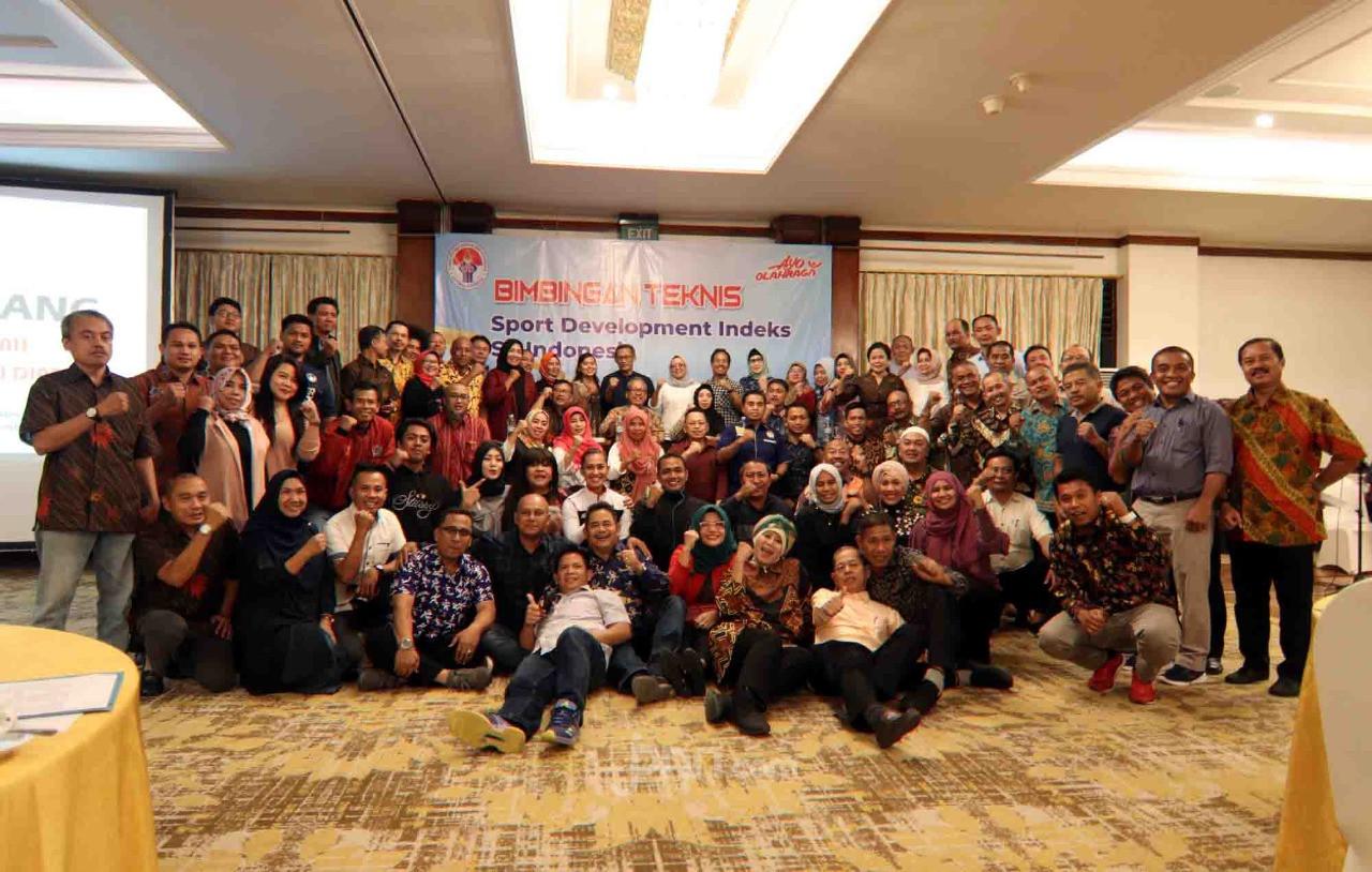 Isnanta Sebut SDI Merupakan Kerangka Besar Pembangunan Olahraga di Indonesia