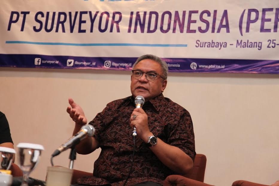 Surveyor Indonesia Peduli Keberlangsungan UMKM yang Terdampak Pandemi - JPNN.com