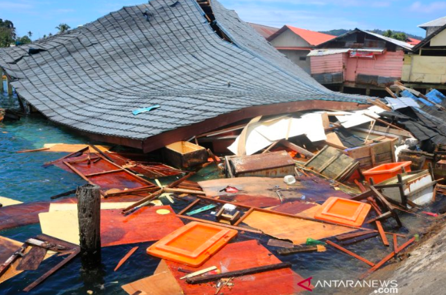 Jokowi Instruksikan Penanganan Segera Korban Gempa Ambon - JPNN.com