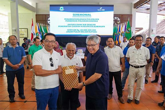 Bjb INDAH Sinergi Strategis Bank Bjb dan Pemerintah Provinsi Jawa Barat - JPNN.com