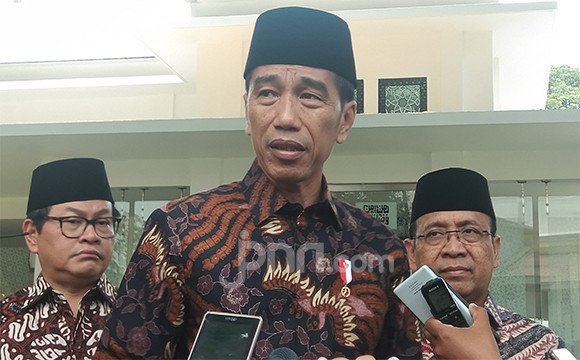 IMM Tolak Upaya Menggulingkan Pemerintahan Jokowi