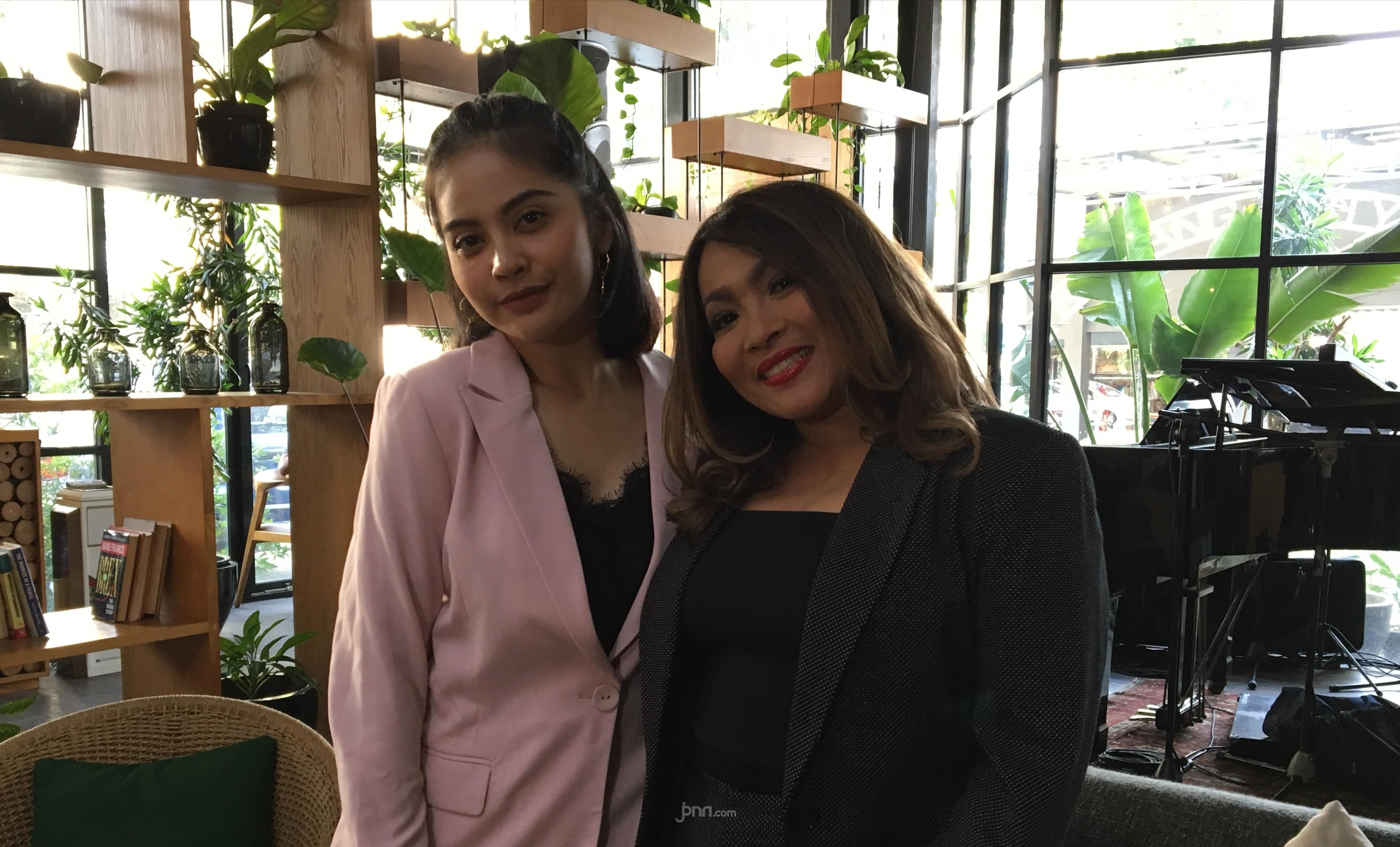 Kenal Sejak Zaman AFI, Rieka Roslan Ajak Duet Tiwi - JPNN.com