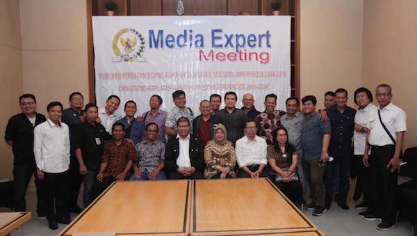 MPR Gelar Sidang Paripurna Awal Masa Jabatan 2019 - 2024 pada 1 Oktober 2019