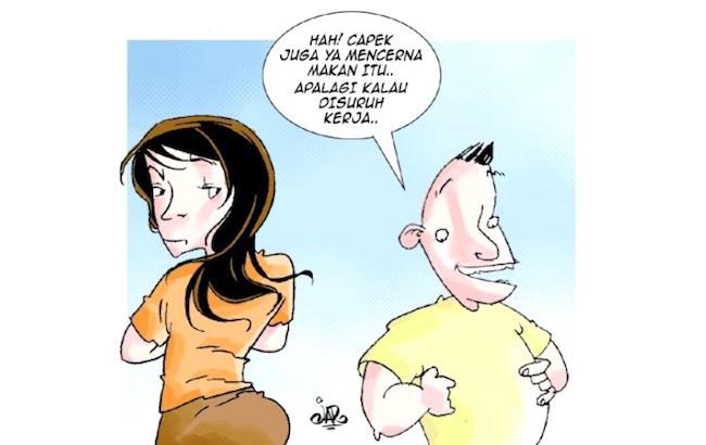 Suami Mager, Istri Selingkuh dengan Bujangan Hard Worker - JPNN.com