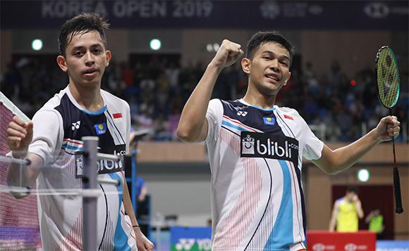 Piala Sudirman: Ungkapan Fajar/Rian Usai Sumbang Angka Pertama Indonesia vs Kanada - JPNN.com